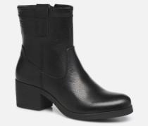 490M90281 Stiefeletten & Boots in schwarz