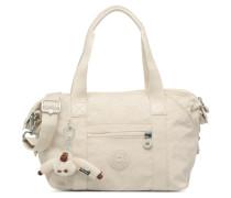 Art Y Handtasche in weiß