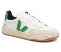 V12 W Sneaker in weiß