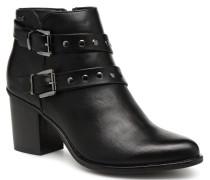 57654 Stiefeletten & Boots in schwarz