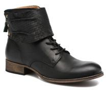 Punkyzip Stiefeletten & Boots in schwarz
