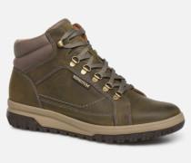 Pitt C Stiefeletten & Boots in grau