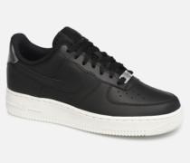 Wmns Air Force 1 '07 Ess Sneaker in schwarz
