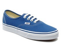 Authentic w Sneaker in blau
