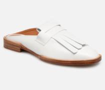 Yumi Clogs & Pantoletten in weiß