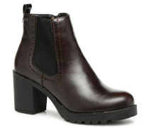 57529 Stiefeletten & Boots in weinrot