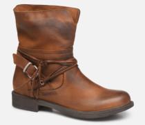 L.8.PYOBA Stiefeletten & Boots in braun