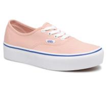 UA Authentic Platform 2.0 Sneaker in rosa