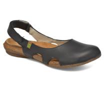 Wakataua N413 Clogs & Pantoletten in schwarz