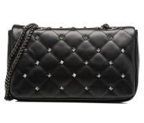 Porté épaule Onelle Cuir Handtasche in schwarz