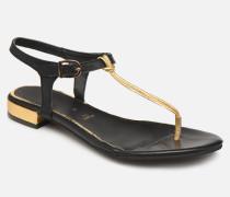 47283 Sandalen in schwarz