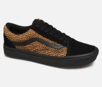 ComfyCush Old Skool W Sneaker in schwarz