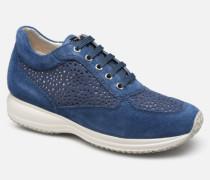 D Happy A D5262A Sneaker in blau