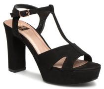 SUSAN Sandalen in schwarz