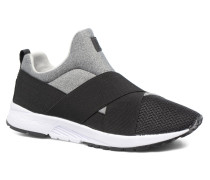 Silvia Sneaker in schwarz