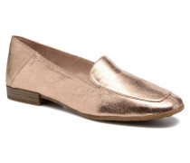 Malana Slipper in goldinbronze