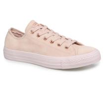 Chuck Taylor All Star Cherry Blossom II Ox Sneaker in beige