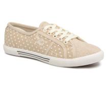 Aberlady Sand Sneaker in beige