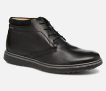 Un Geo Mid GTX Stiefeletten & Boots in schwarz