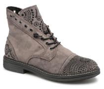 222520621 237 Stiefeletten & Boots in grau