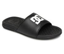 Bolsa Sandalen in schwarz