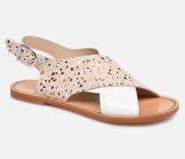 AUSTIN Sandalen in beige