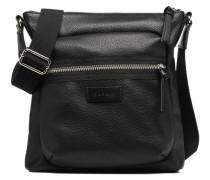 Anna Middle Shoulder bag Handtasche in schwarz
