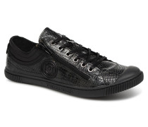 Bisk S Sneaker in schwarz