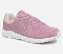 3S SUEDE Sneaker in rosa