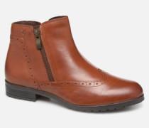 Sala Stiefeletten & Boots in braun