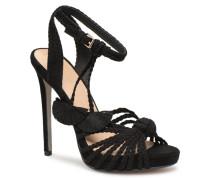 HOAX Sandalen in schwarz