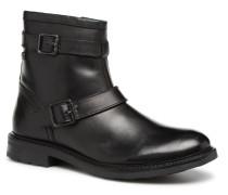 ORTIZ Stiefeletten & Boots in schwarz