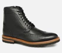 RICHARDS HAUTE Stiefeletten & Boots in schwarz