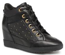 D CARUM C D84ASC Sneaker in schwarz