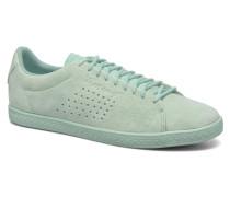 Charline Nubuck Sneaker in blau