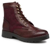047514 Stiefeletten & Boots in weinrot