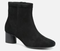 Un Cosmo Up Stiefeletten & Boots in schwarz