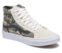 Sk8Hi Slim W Sneaker in beige