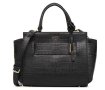 MORITZ SATCHEL Handtasche in schwarz