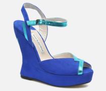 Izzy Sandalen in blau