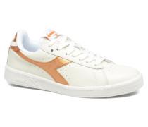 GAME METALLIC Sneaker in weiß