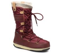 Monaco Felt Stiefeletten & Boots in braun