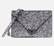 Molly Crossbody Handtasche in silber