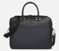 GAMBLE PORTEDOCUMENTS Laptoptasche in blau