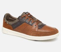 Jack & Jones JFWNEWINGTON COMBO Sneaker in braun