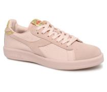 GAME WIDE XMAS Sneaker in rosa