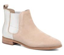 Ella Stiefeletten & Boots in beige