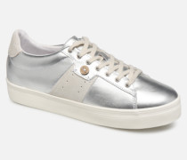 Tennis Hosta Suede Leather W Sneaker in silber