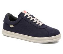 Runner Sneaker in blau