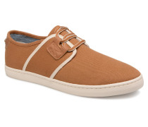 Drone One Canvas M Sneaker in braun